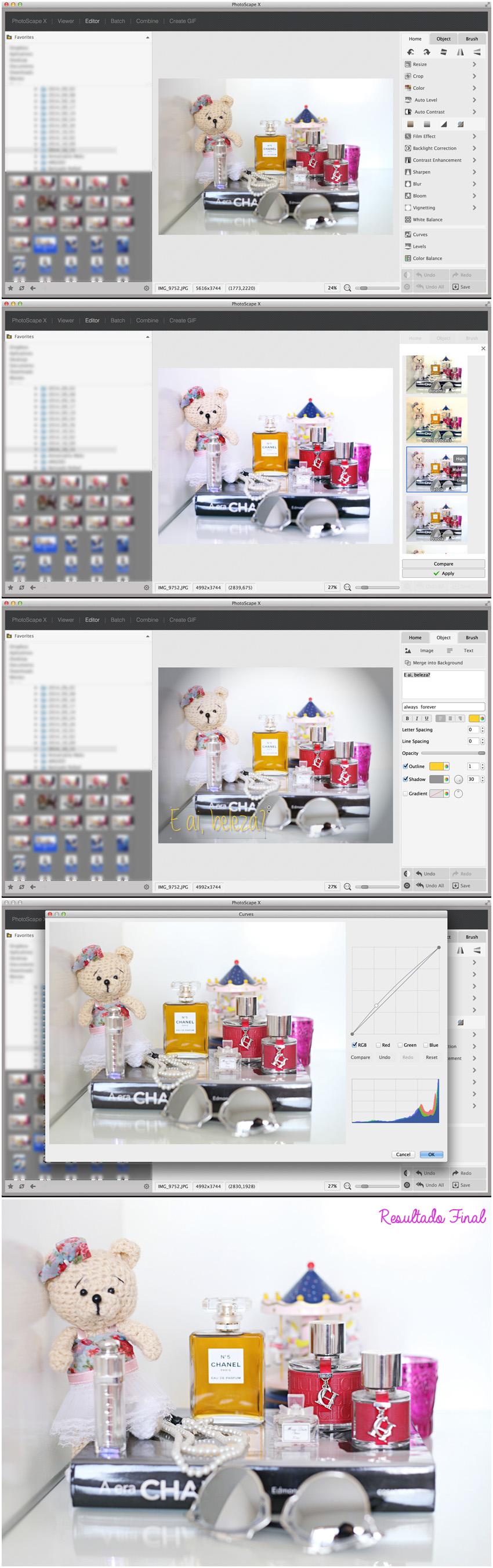 Editor de imagens gratuito 1