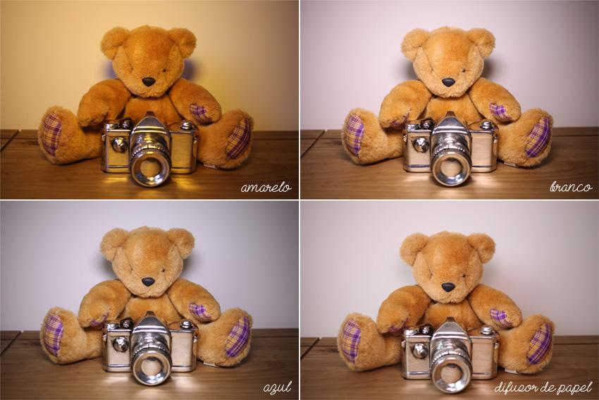 Usando LED para fotografar 5