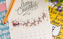 Calendário de Natal – Contagem Regressiva