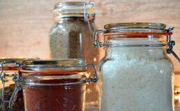5 motivos para aderir aos potes de vidro