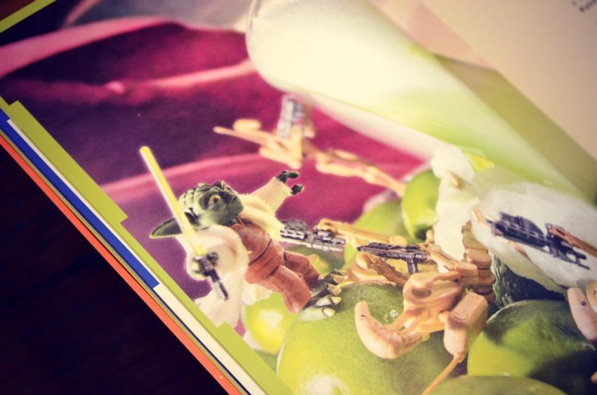 star wars cookbook livro de culinaria divertido e geek abc de beleza e ai beleza 2