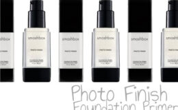 Testei: Smashbox Photo Finish Foundation Primer