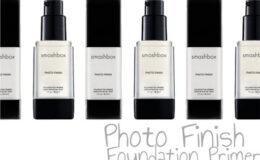 Testei: Smashbox Photo Finish Foundation Primer