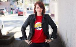 Eu usei… Camiseta Bazinga!