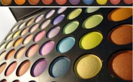 Review paletas 120 sombras modelos: A e C