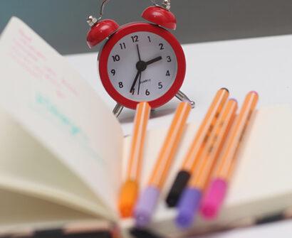Como achar tempo para blogar