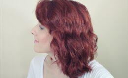 Modelando meu cabelo!