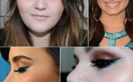 Maquiagem Demi Lovato (Inspirada).