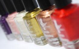 Nova coleção de esmaltes Yes Cosmetics!