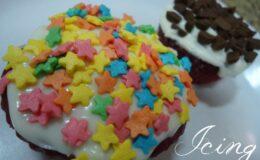Cozinhando: Como fazer Icing/Cobertura Cupcakes – receita USA