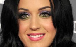 Maquiagem Katy Perry Roxo, Verde e Glitter!