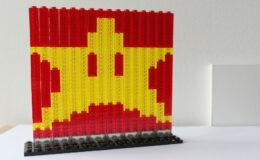 Decorando com Lego