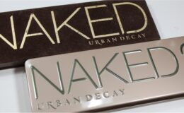 Naked 1 x Naked 2 da Urban Decay