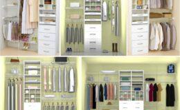 Montando um Closet com pouco dinheiro