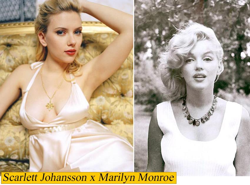 scarlett-jonhansson-e-marilyn-monroe