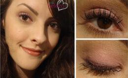 Tutorial de Maquiagem: Rosa Romântico