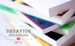 Livros: 3 desafios literários para 2015