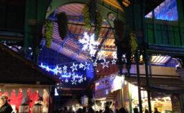 Um pouco do Natal na Suíça!