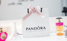Quanto custa uma pulseira da Pandora? E os anéis?