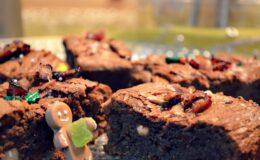 Brownie de Bacon e Nutella