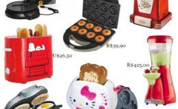 8 gadgets de cozinha que você não sabia que precisava