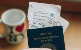 Preparando documentação de viagem para menores