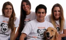 Cão inclusão, treinando Cães de Serviço para cadeirantes!