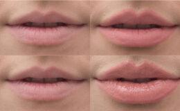 Como fazer seus lábios parecerem muito maiores com maquiagem?