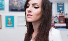 Maquiagem inspirada na Ariana Grande