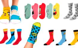 Top meias geek pra dar um upgrade no seu visual