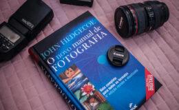 """Livro: """"O novo manual de fotografia"""""""