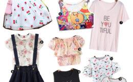 Shoplist: Peças fofinhas e românticas
