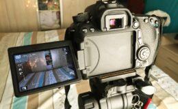 Como gravar vídeos melhores: enquadramento e iluminação