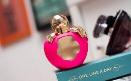 La Tentation de Nina Ricci – Um perfume super gostoso