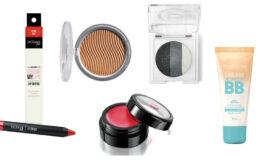Meus cinco itens de maquiagem preferidos de menos de R$…