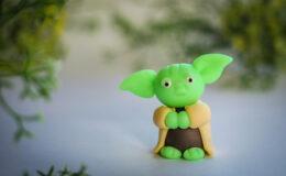 Faça você mesmo: Mestre Yoda