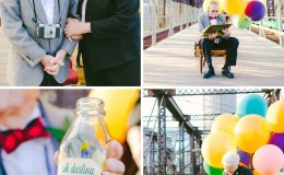 Ensaios de casais inspirados no filme Up: Altas aventuras