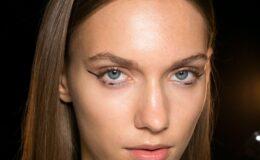 Três tendências de make da semana de moda de Nova…