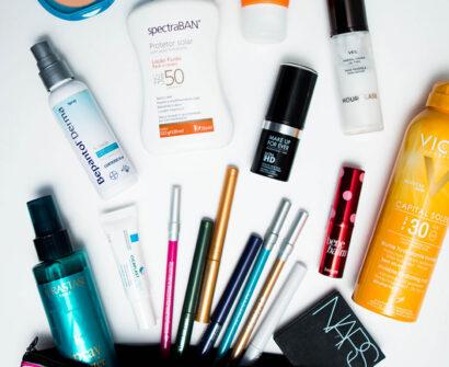 Look de verão: maquiagem a prova d'água para ir à praia