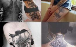 Tatuagem feminina: estilosa ou discreta?
