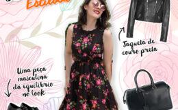 3 maneiras de usar vestidos fofos