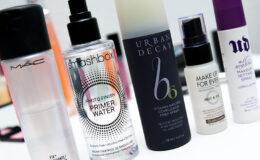 Sprays fixadores de maquiagem funcionam? Testamos 7 deles pra descobrir