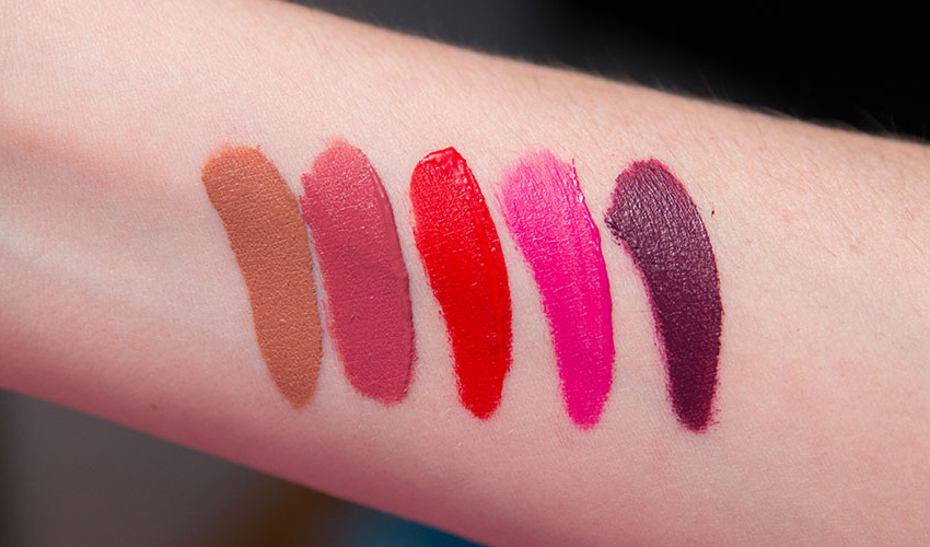 batons-liquidos-evelyn-regly-swatches