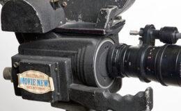 Produção de curta-metragem de terror no MIS