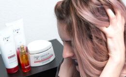 Como cuidar de um cabelo quimicamente detonado?
