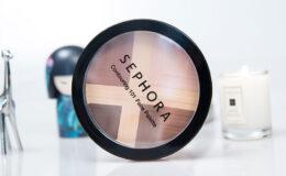 Como fazer contorno com a nova paleta da Sephora