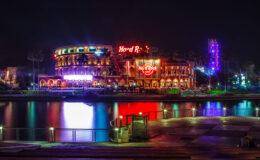 Viajando para Orlando – A vida noturna