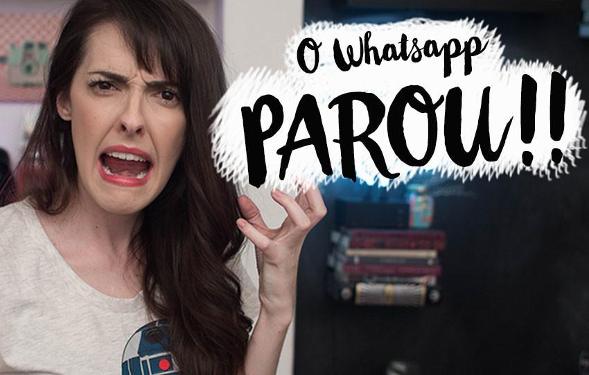 o-whatsapp-parou