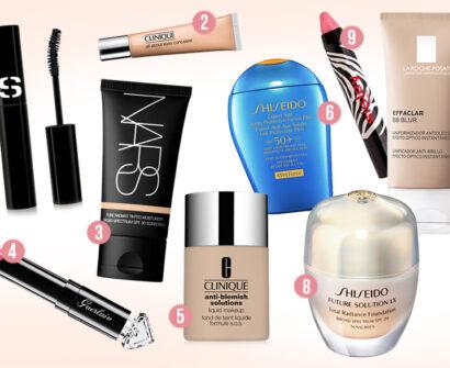 Maquiagens que fazem bem pra sua pele