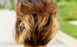 Cabelo curto: Inspirações pra você variar no penteado